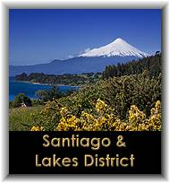 Santiago & Lakes District